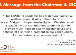 A Message from the Chairman and CEO