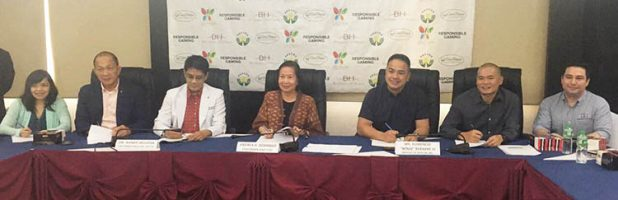 Bridges of Hope PAGCOR Responsible Gaming Program