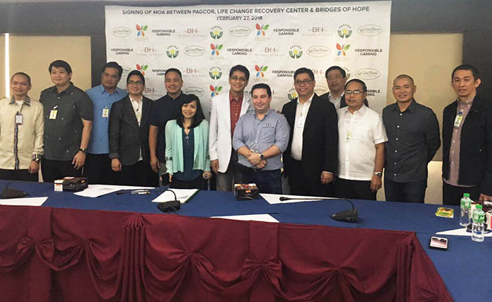 Bridges of Hope signs MOA with PAGCOR