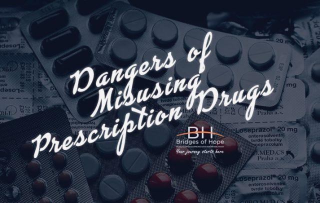 dangers misusing prescription drugs