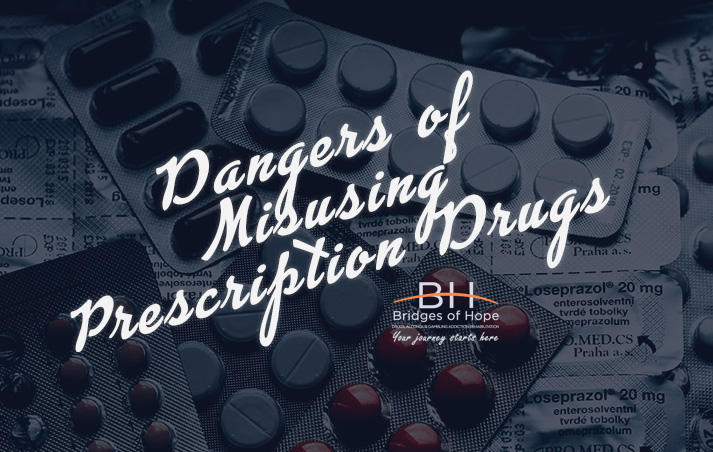 dangers misusing prescription drugs