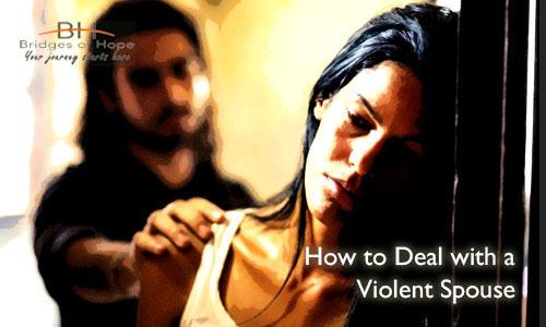 deal-with-a-violent-spouse-drug-addiction