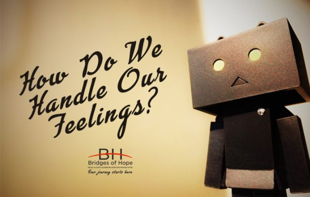 handle our feelings