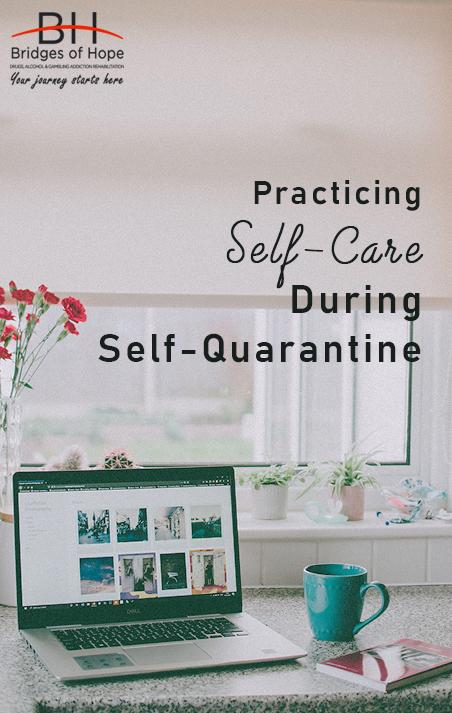 self-quarantine during self-quarantine