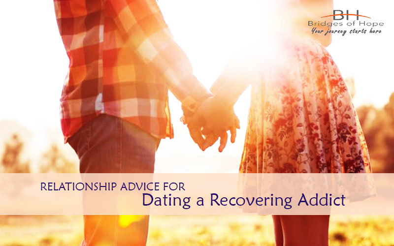 Relationship with a recovering addict