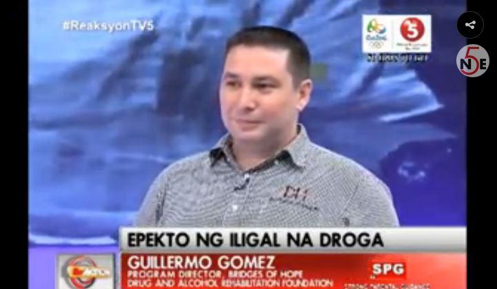 Gimo-gomez-interviewed-reaksyon-tv5-part1