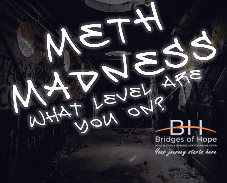 Meth madness what level are you on