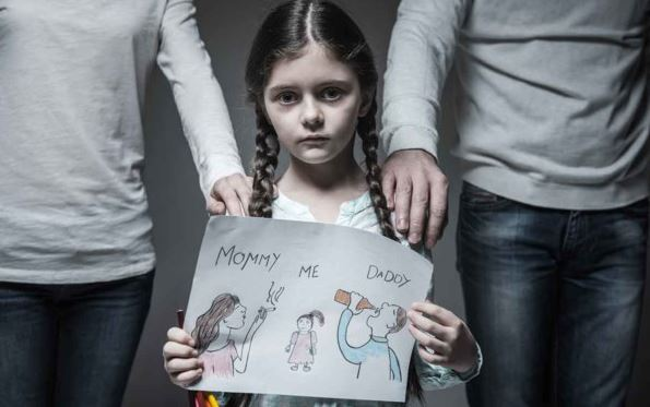 addicted parents