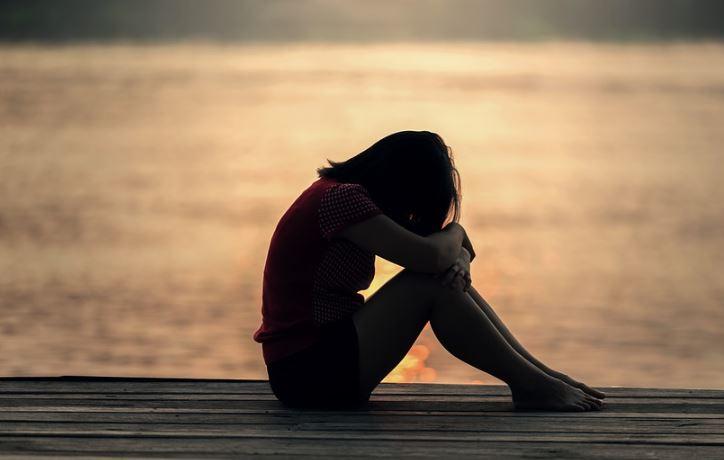 depressed teen parents