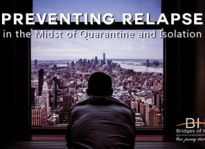 preventing relapse quarantine isolation covid-19