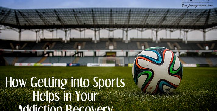 sports helps in addiction recovery